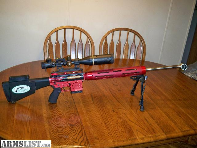 Osceola (IA) United States  city images : ARMSLIST For Sale: Black Diamond AR15 Target Rifle. .223 Rem.