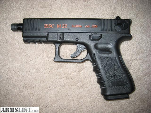 Armslist for sale issc m threaded barrel perfect