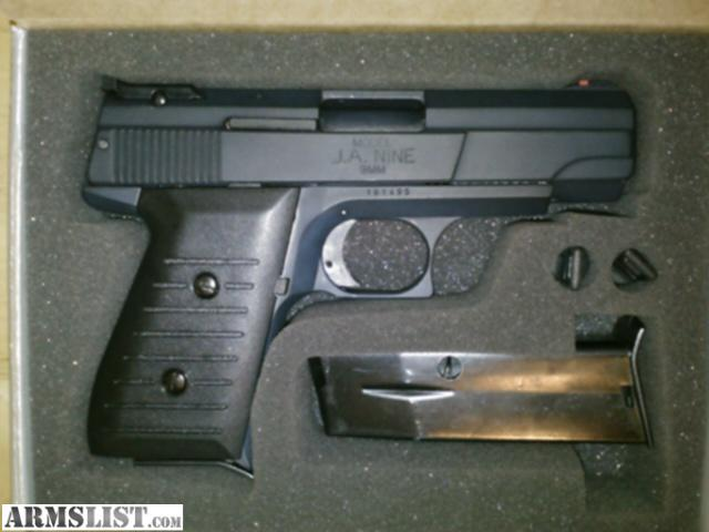 Jimenez Arms 380 Laser