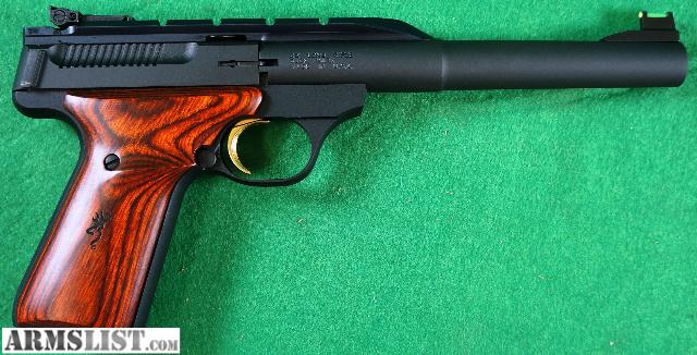 Browning Buckmark Hunter Owners manual
