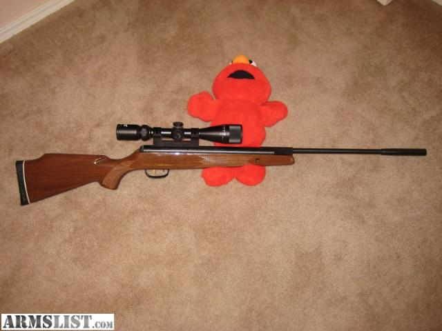 Adult magnum air rifles