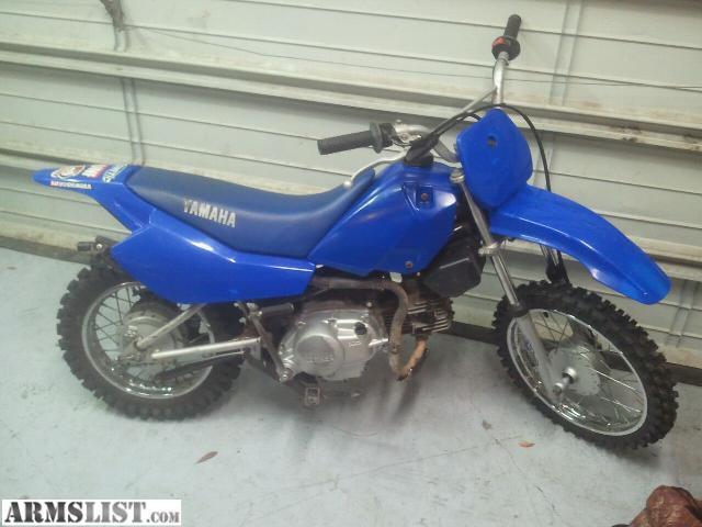 armslist for sale trade 2001 yamaha ttr 90 dirt bike. Black Bedroom Furniture Sets. Home Design Ideas