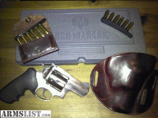 Armslist For Sale Trade Ruger Super Redhawk Alaskan 44mag