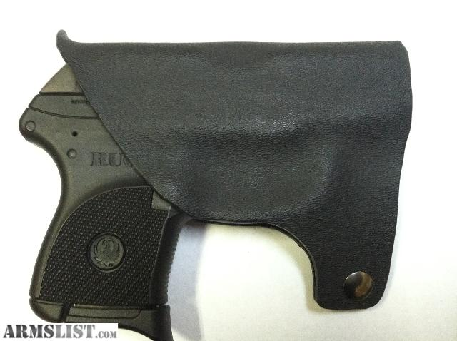 A case for my favorite CC firearm: the Ruger LCP : CCW