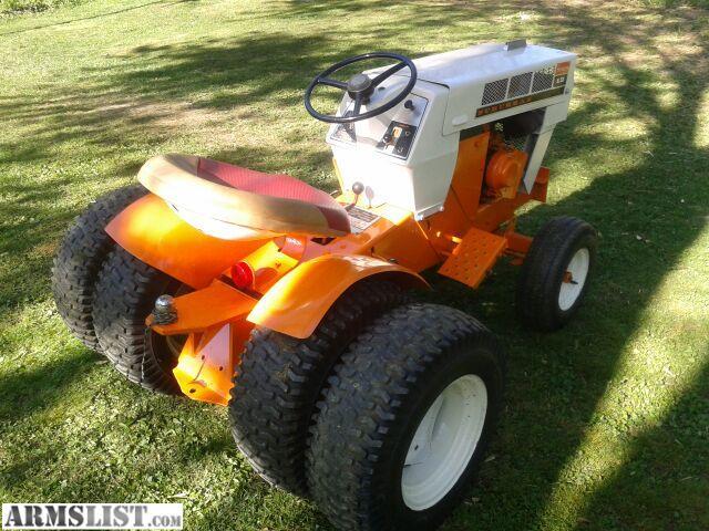 Sears Small Tractors : Armslist for trade restored sears suburban garden tractor