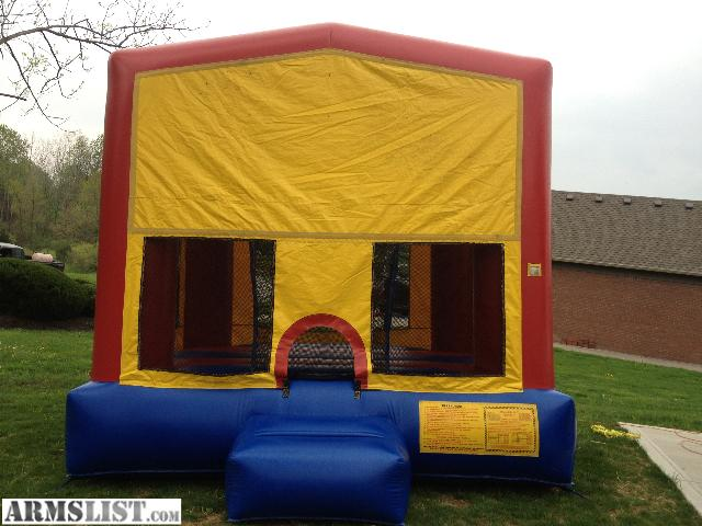 ARMSLIST - For Sale: Bounce house for sale