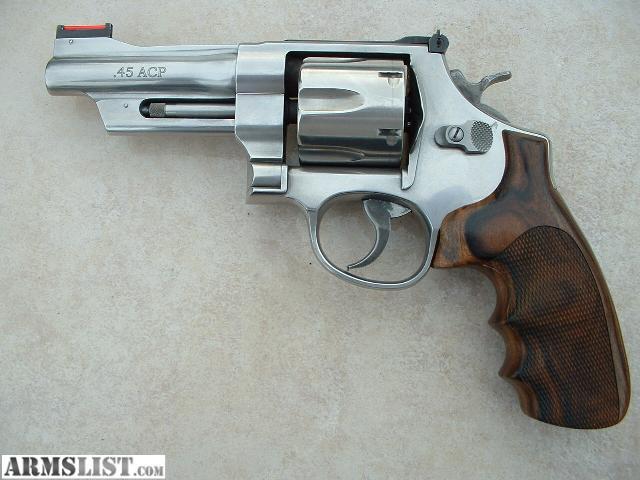 For Trade: WTT 45 ACP Mountain Gun For .45 Colt