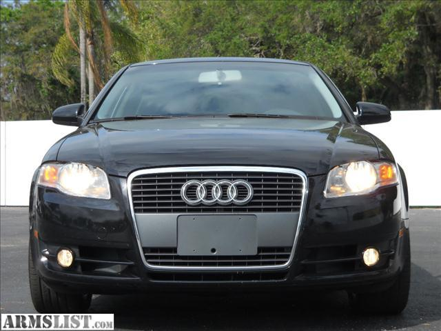 armslist for sale 2007 audi a4 for sale. Black Bedroom Furniture Sets. Home Design Ideas