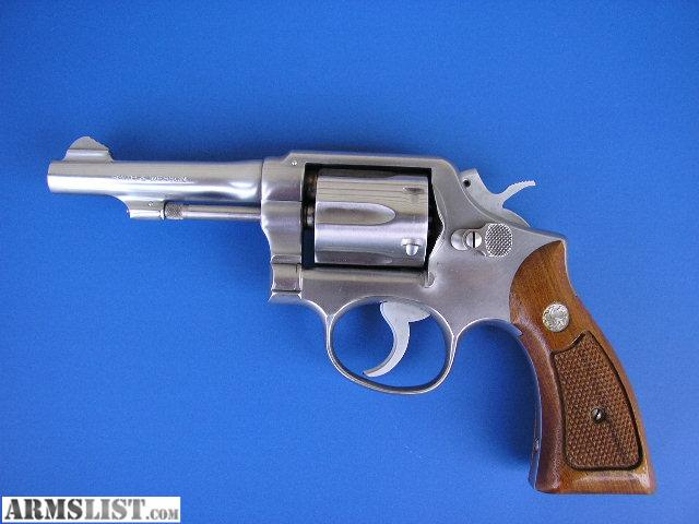 ARMSLIST - For Sale/Trade: Smith & Wesson .38 special Mod ...