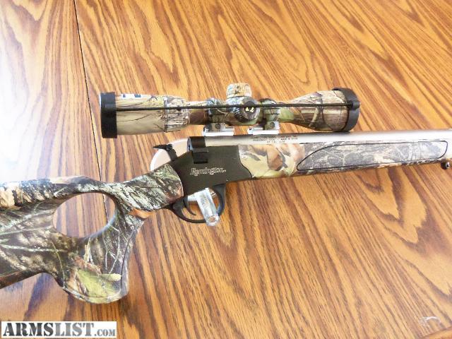 Armslist For Sale Remington Genesis 50cal