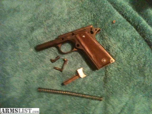 ARMSLIST - For Sale/Trade: Colt series 70 1911 Frame