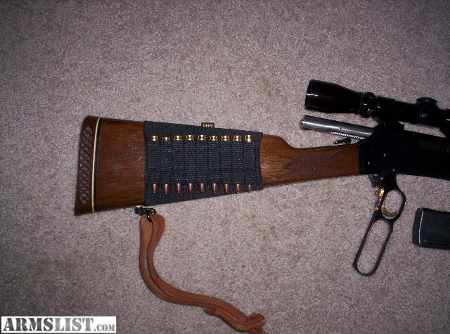 Armslist for sale trade browning blr 308