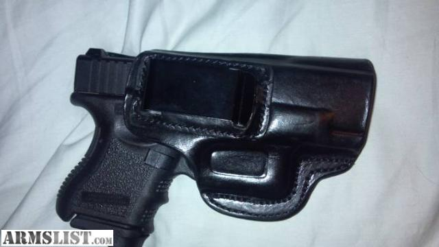 ARMSLIST - For Sale/Trade: Glock 27 IWB holster and 130 rds ammo