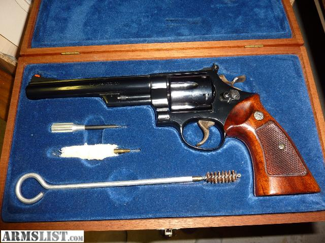 ARMSLIST - For Sale: SMITH&WESSON MODEL 29 DIRTY HARRY .44 MAGNUM