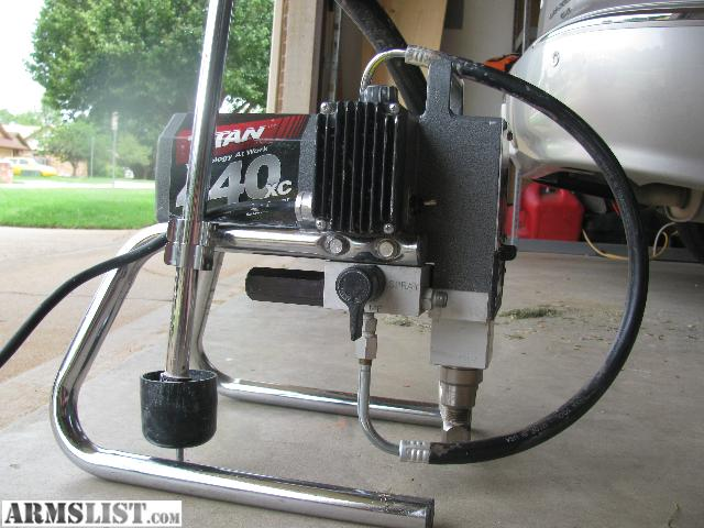 Used Commercial Paint Sprayer For Sale
