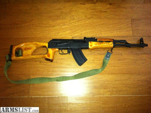 ARMSLIST - For Sale/Trade: WASR-10 AK 47 **SALE PENDING**