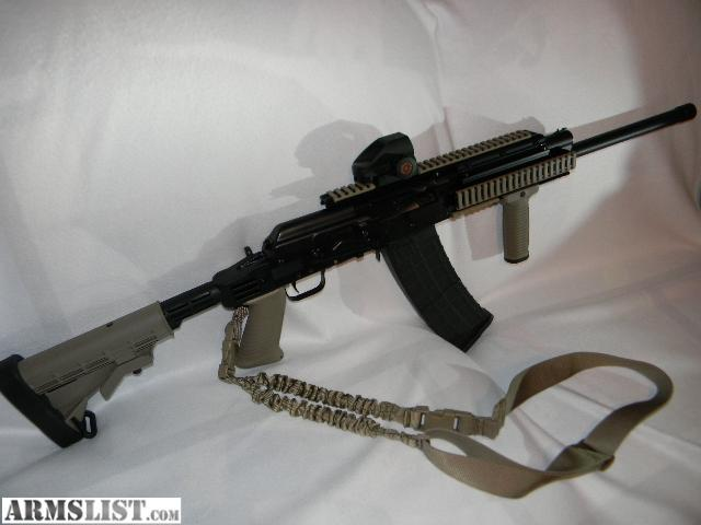 ARMSLIST - For Sale/Trade: Saiga 12 Tactical with Drum