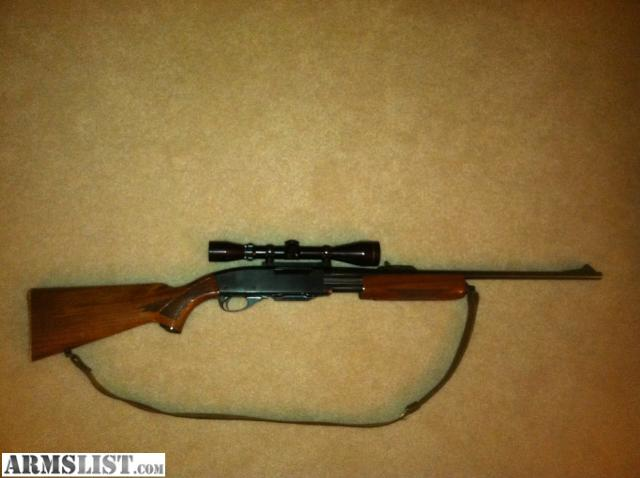 armslist for sale mint early remington 760 metal butt. Black Bedroom Furniture Sets. Home Design Ideas