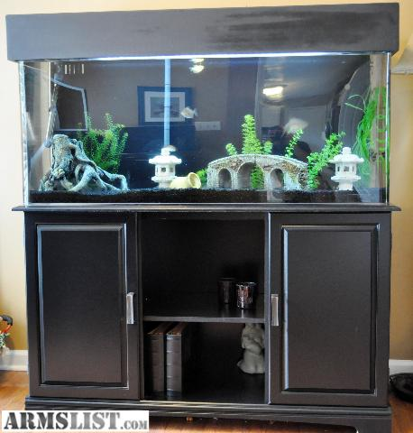 Armslist for sale trade 55 tenecor acrylic fish tank w for Amazon fish tanks for sale