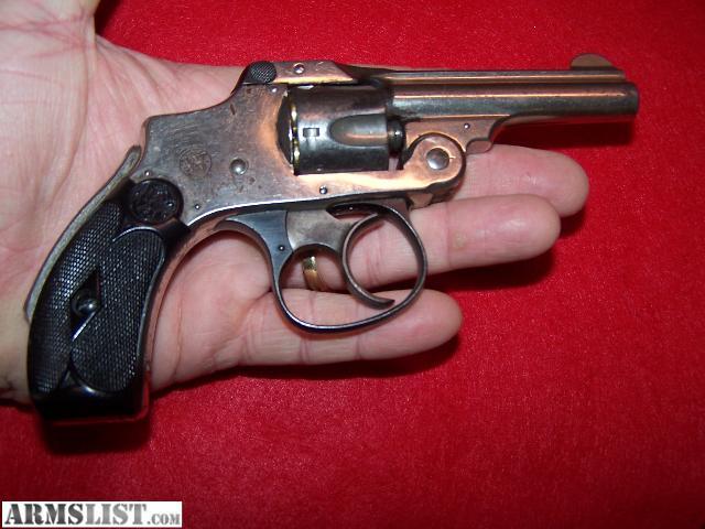 ARMSLIST - For Sale: Smith Wesson Lemon Squeezer .32 SW short