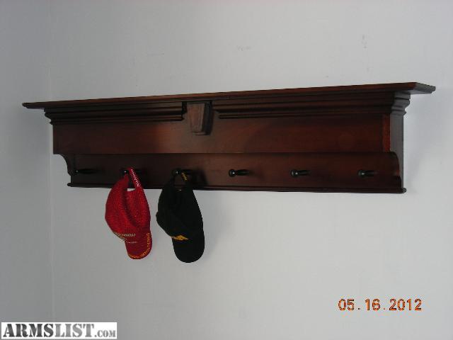 Armslist For Sale Quot Go To Gun Quot Concealment Coat Rack