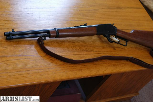 Armslist for sale sold marlin 1894 in 38 357 magnum