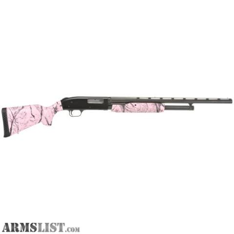 ARMSLIST - For Sale: 20 gauge pink camo mossberg 500