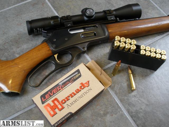 For Sale: 35 Remington Marlin 336
