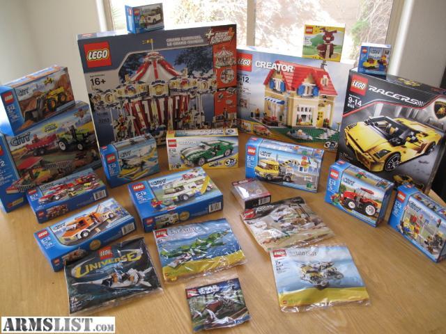 ARMSLIST - For Sale: We Sell Lego Star Wars,Lego Eiffel Tower,LEGO ...