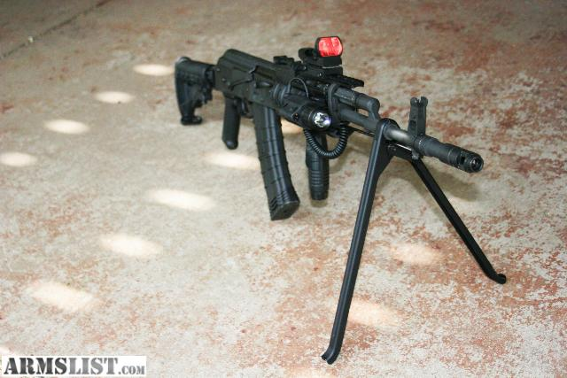 ARMSLIST - For Sale/Trade: AK-74 TACTICAL FOR AR-15!!!