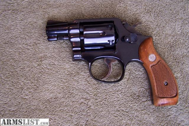 ARMSLIST - For Sale: Smith & Wesson Model 10-5, K-Frame, 38 Special ...