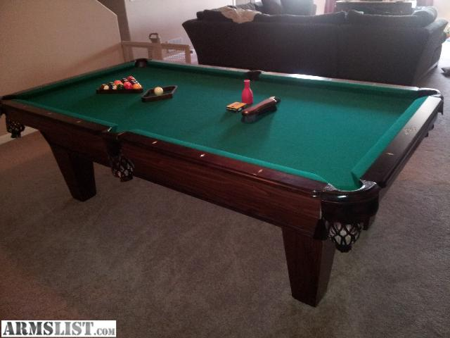 Armslist For Sale Trade Amf Professional 8ft Playmaster