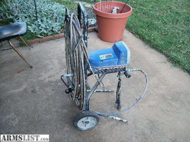 armslist for sale trade commercial grade graco magnum