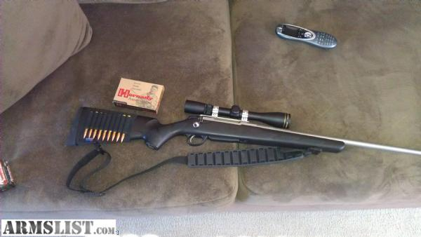 armslist for sale tikka t3 lite stainless w leupold scope. Black Bedroom Furniture Sets. Home Design Ideas