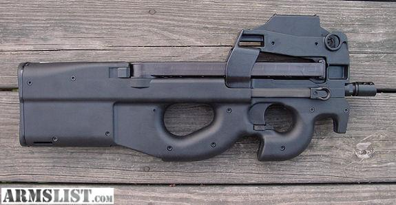 Ps90 For Sale >> ARMSLIST - For Sale: WTS FN PS90 TRI-RAIL 5.7mm SHORT BARRELED RIFLE (SBR) IN BLACK