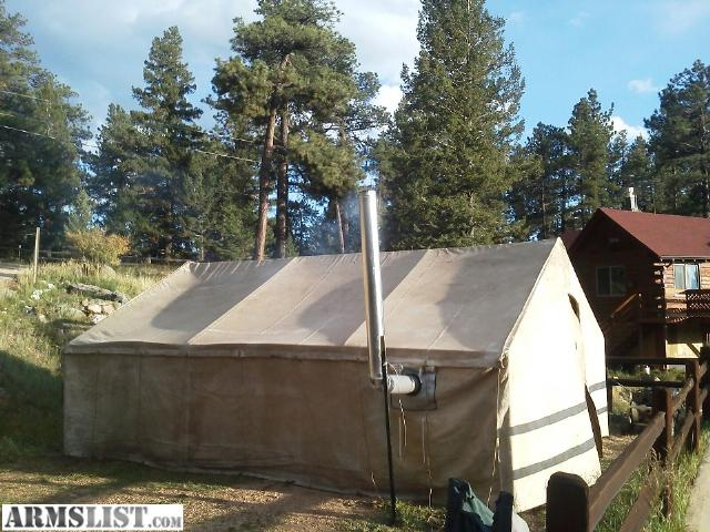 Armslist for sale wall tent for rent for A frame canvas tents for sale