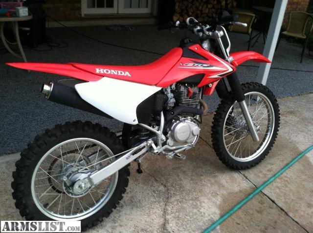 armslist for sale trade 2009 honda crf230f dirt bike for guns. Black Bedroom Furniture Sets. Home Design Ideas