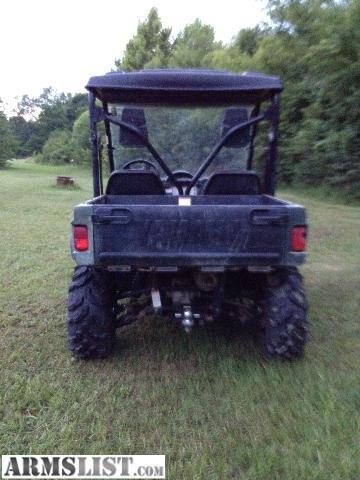 Yamaha Rhinos For Sale In Alabama