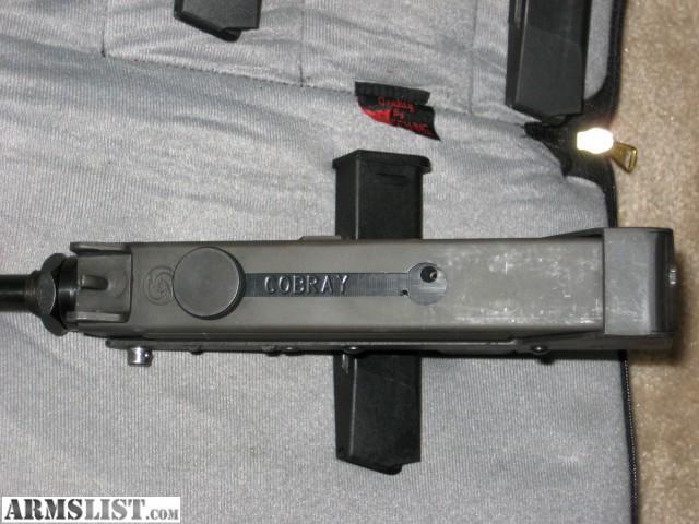 US Machinegun: *M11A1 .380 Bolt Assembly for SMG & Open Bolt Semi ...