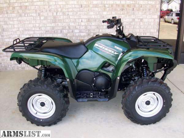 Trade In Value For  Yamaha Grizzly
