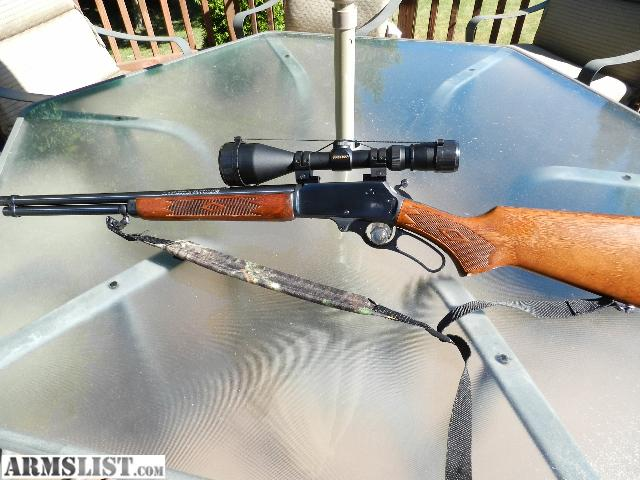 simmons 3x9x50. this gun is in good condition and has the safety switch on it which great for younger shooters. a simmons 3-9x50 3x9x50 5