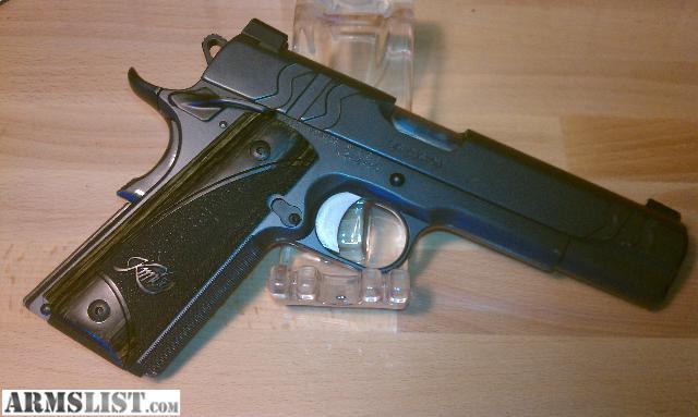 Armslist for sale trade kimber sis custom full size