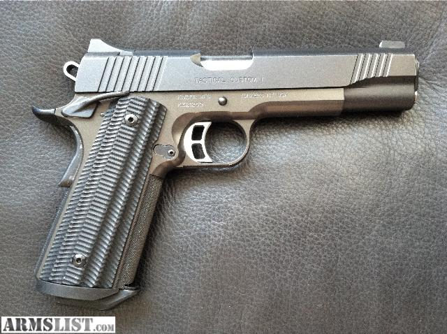 Kimber Tactical Custom Ii 1911 – Wonderful Image Gallery
