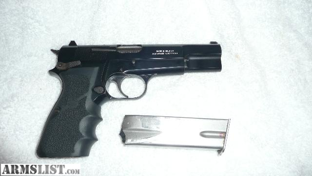 browning dating serial numbers Number 1 - the story of my first hi power the browning hi power and the magazine safety hi power two-piece barrels.
