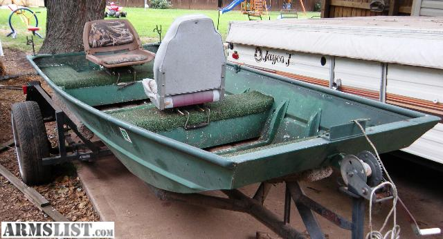 Armslist For Sale Trade 12 39 Lowe Flat Bottom Boat