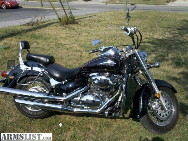 armslist for sale trade 2003 suzuki volusia vl 800. Black Bedroom Furniture Sets. Home Design Ideas