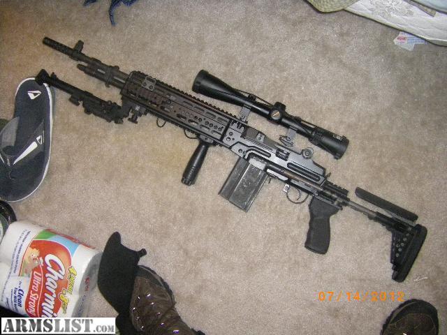 Sage Rifle – HD Wallpapers