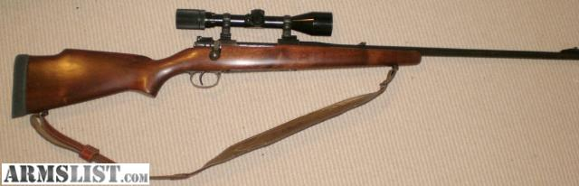 Mauser Special Order Commercial Type B Sporter in 30