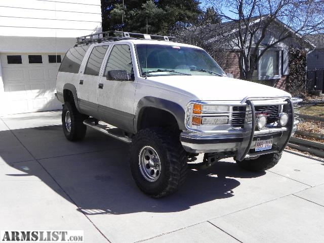 Armslist For Sale Gmc Suburban 6 Quot Lift 7500 Obo Will