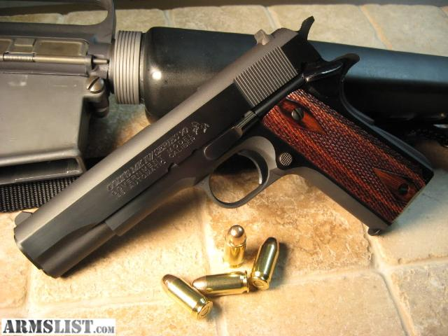 how to clean a colt 1911 series 70